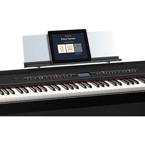 Keyboard Roland Stage roland fp 80 bk 171 stage piano