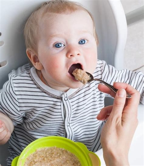 when can babies eat table food feeding your child the introduction of solid foods by