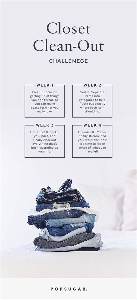 closet clean out this 30 day closet clean out will change your wardrobe and