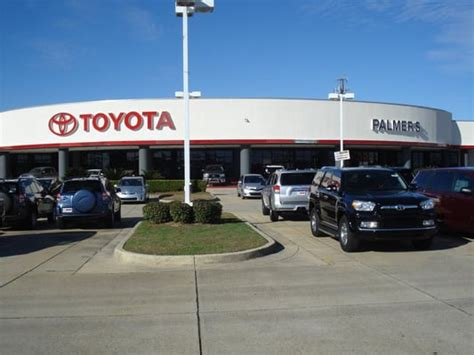Palmers Airport Toyota Palmer S Toyota Superstore Mobile Al Yelp