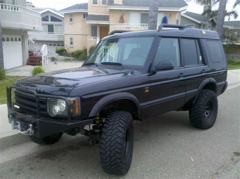 land rover discovery lifted 2004 land rover discovery 2 with 6 inch lift custom