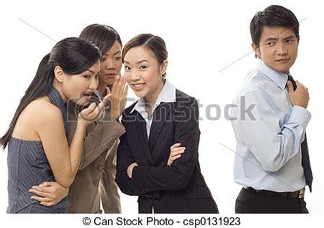 office gossip auf deutsch stock photos of office gossip 2 three attractive young