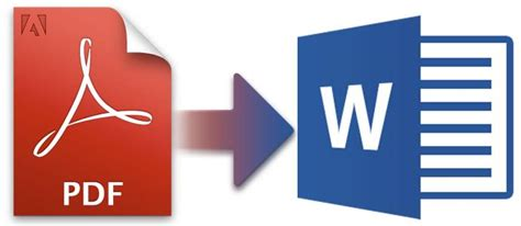 pdf to word how to convert pdf to word document for free