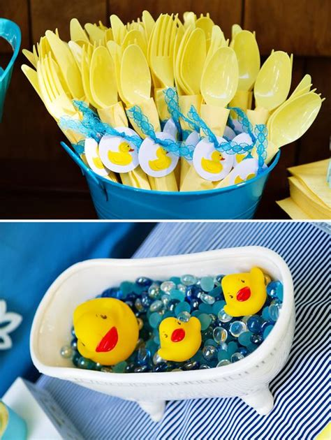 Ducky Baby Shower Decorations by 35 Boy Baby Shower Decorations That Are Worth Trying