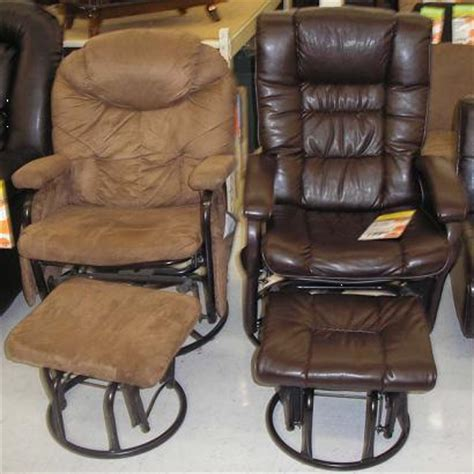 Big Lots Rocking Chair by Big Lots Recalls Glider Recliners With Ottomans Due To