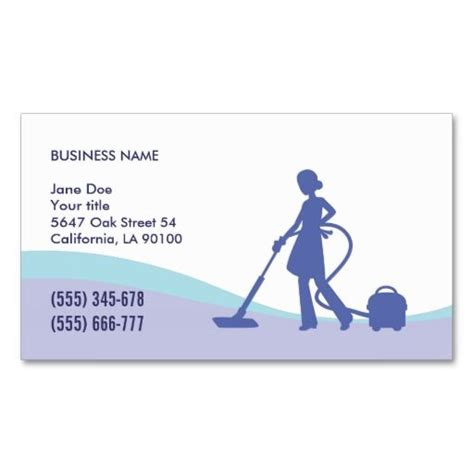 Free Carpet Cleaning Business Cards Templates by Cleaning Business Cards Templates Free Safero Adways