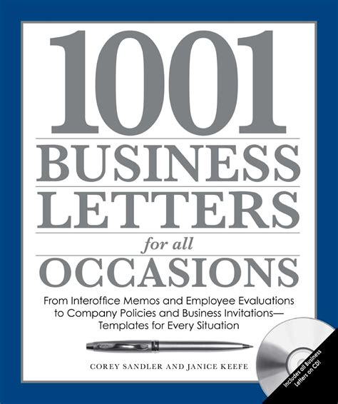 Business Letter For Supply Of Books 1001 business letters for all occasions ebook by corey