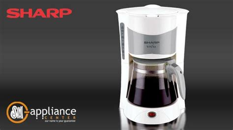 Coffee Maker Sharp sharp coffee maker 50 for sm advantage card holders