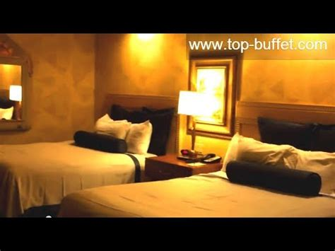 comped room luxor tower room comp review