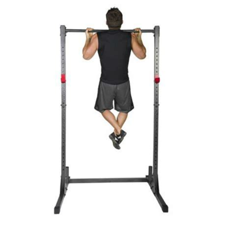 Does Snap Fitness Squat Racks by Exercise Stand Power Rack Pull Up Bar Weight Home