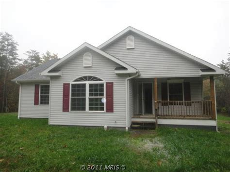 houses for sale hedgesville wv 280 odell rd hedgesville west virginia 25427 reo home details reo properties and