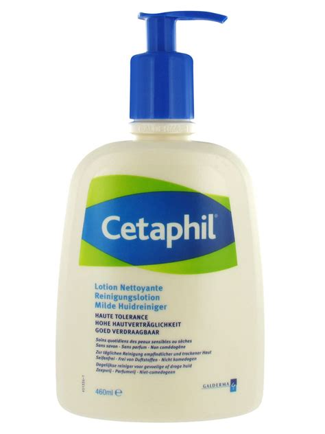 cetaphil products galderma cetaphil cleansing lotion 460ml buy at low