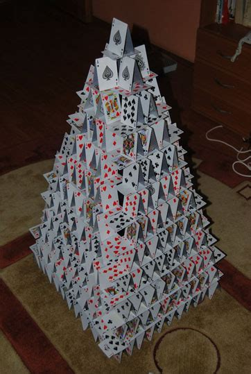 how do you make a house of cards gamedev is like a house of cards david amador