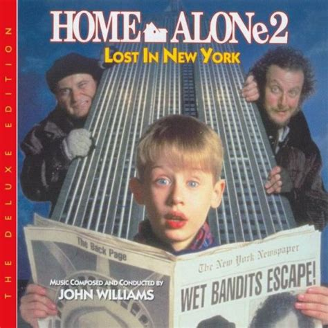 home alone 2 lost in new york 1992 soundtrack theost