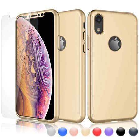 iphone xr sturdy for iphone xr iphone xr screen protector njjex ultra thin