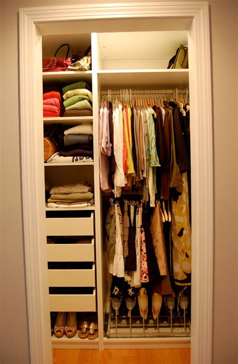 Diy Small Closet by Diy Storage Ideas For Small Closets Winda 7 Furniture