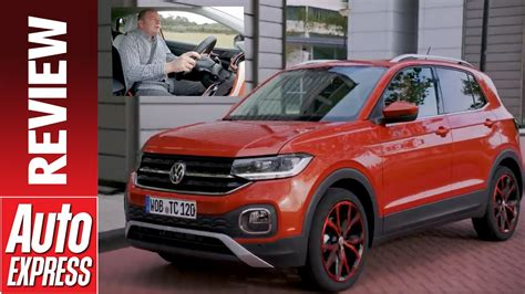 2019 Volkswagen Crossover by New 2019 Volkswagen T Cross Review Small Crossover Joins