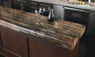 Kitchen Laminate Countertops Petrified Wood Laminate 180fx Kitchen Countertops Atlanta By Meyer Decorative Surfaces