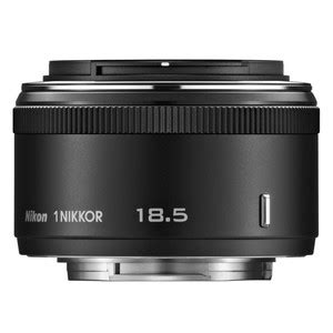 nikon 1 nikkor 18.5mm f1.8 lens review and specs