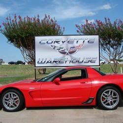 corvette warehouse of dallas corvette warehouse llc car dealers dallas tx united