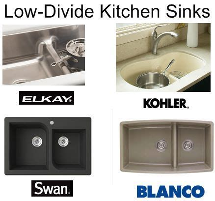 low divide drop in kitchen 1000 images about everything about the kitchen sink on