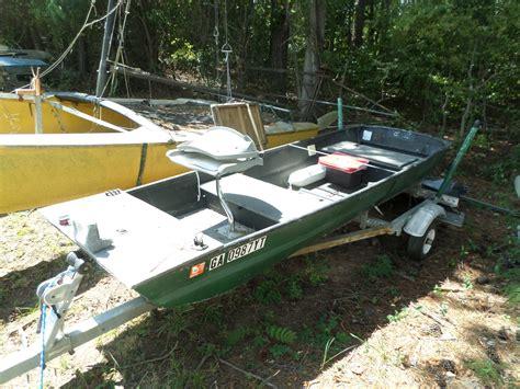 12 foot jon boat trailer oconee sailing and yacht club lake sinclair georgia