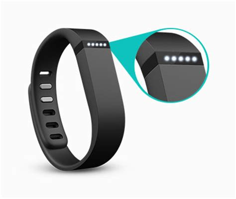 Fitbit Flex Lights fitbit flex wireless activity sleep wristband technical specs