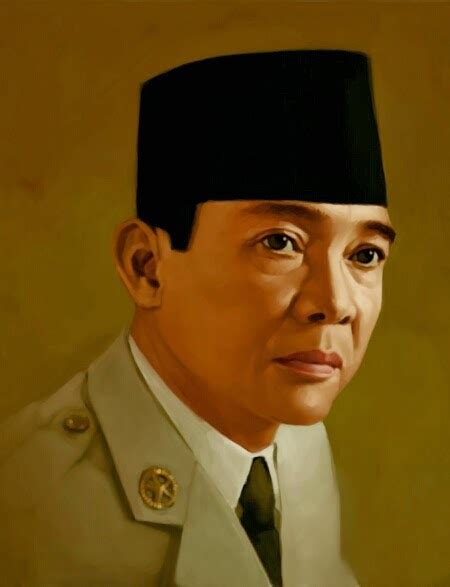 biographical recount ir soekarno senar huzun bung karno presiden pertama