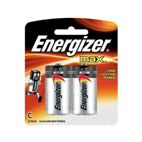 Baterai Energizer energizer baterai alkaline e93 bp2 size c dinomarket