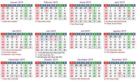 kalender   gacatara