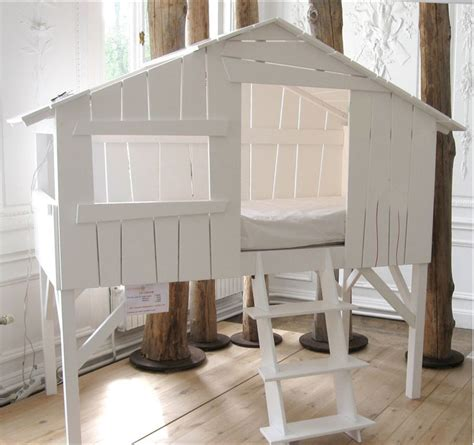 lit cabane enfant mathy by bols secret de chambre