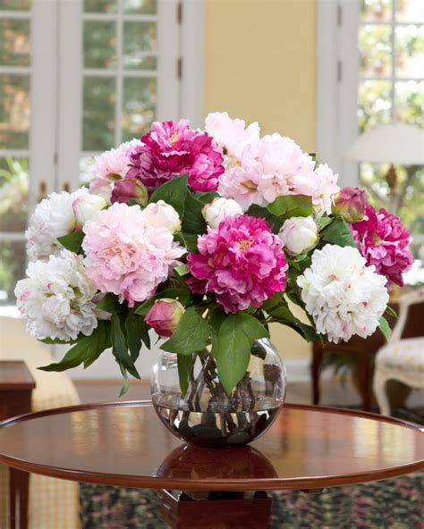 blossom artificial flower living room dining table 8 excellent silk flower arrangements for dining room table estateregional
