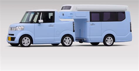 truck honda carnichiwa 174 honda n truck and n camp concepts to debut