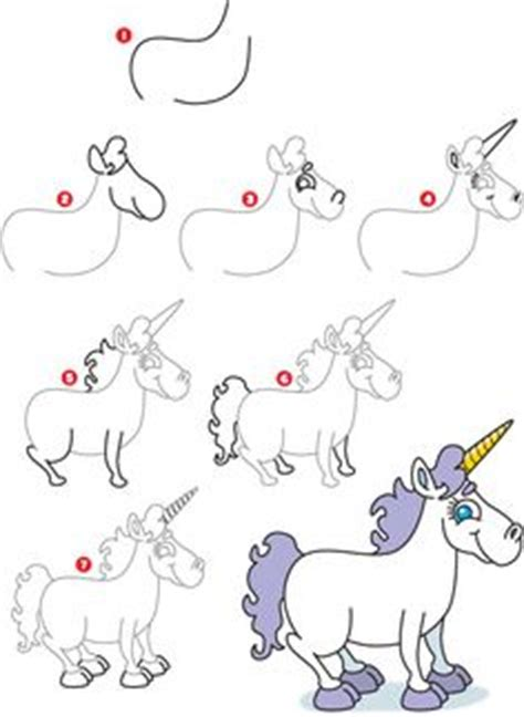 doodle god how to make unicorn how to draw a kawaii unicorn step 5 random geekery