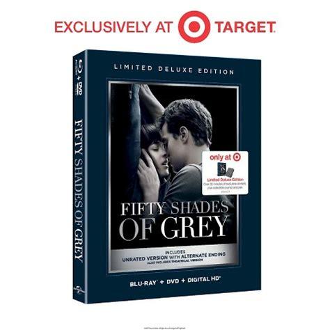 blu ray fifty shades of grey film fifty shades of grey blu ray dvd target excl target