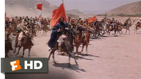 come one on laurence of arabia 5 8 clip attack on aqaba