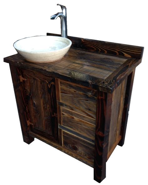 bathroom vanities rustic rustic bathroom vanities