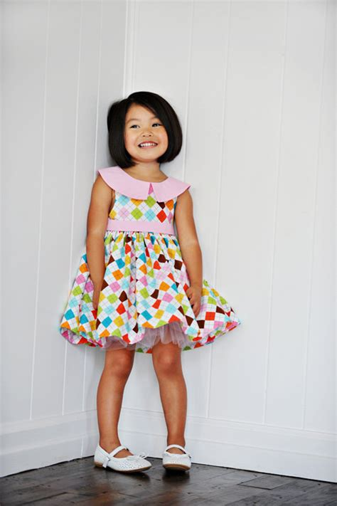 Pattern Party Dress | unavailable listing on etsy