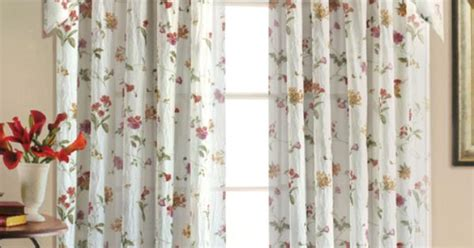 marlboro curtains brewster crushed sheer curtains have a delightful printed