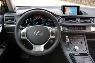 Car Interior Upholstery Prices Lexus Ct 200h 2017 More Equipment And Customization
