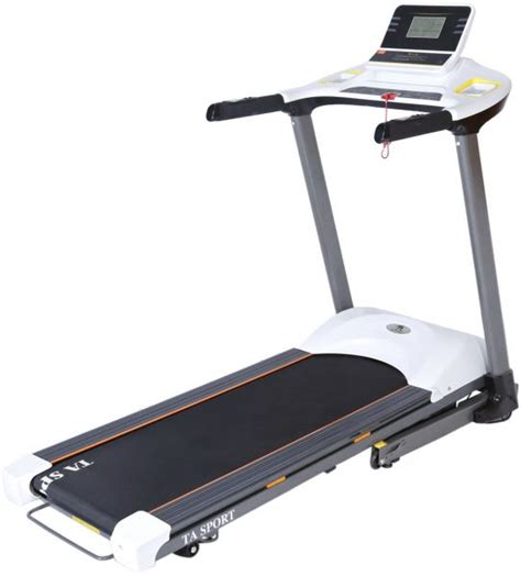 Treadmill Electric 2 Hp Plus Mass Manual Incline Tl 8600 Murah ta sports motorized treadmill 2 0hp manual incline andes t42a review and buy in dubai abu