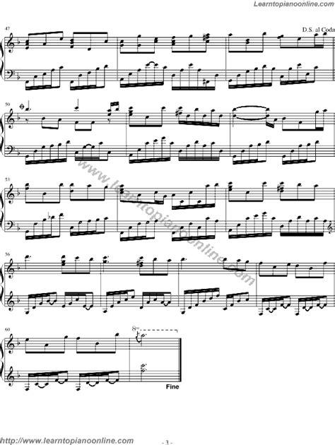 Yiruma - Dream (Glay Animation OST)(3) Free Piano Sheet