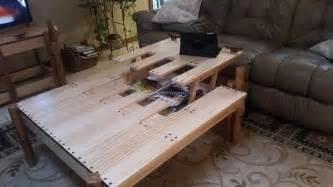 unique pallet table idea pallet furniture projects