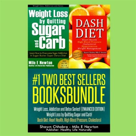 Dash Diet Detox by Reading For Free Two Best Sellers Book Bundle