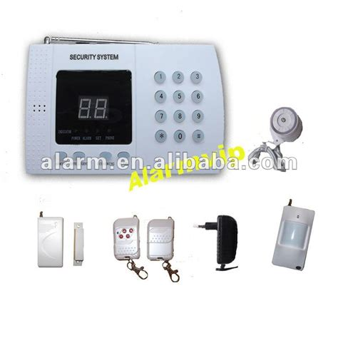 cheap wireless home alarm system for home gsm alarm