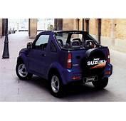 Suzuki Jimny Cabrio 2000 Pictures
