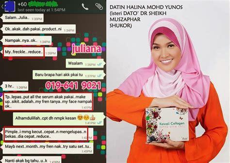 Set Kawai Salur jujubintang7 on9 shop secret skin white kawaii collagen new