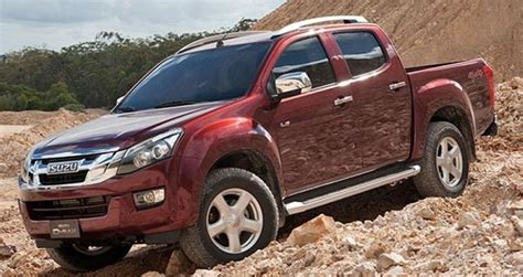 2017 isuzu d max new 2017 2018 best cars reviews