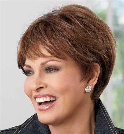 easy to manage hairstyles for women 15 collection of short hairstyles women over 50