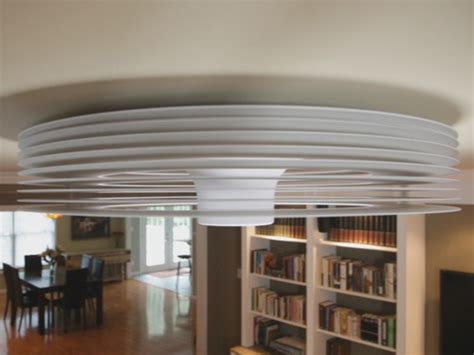 Dyson Bladeless Ceiling Fan by Dyson Bladeless Ceiling Fan Warisan Lighting